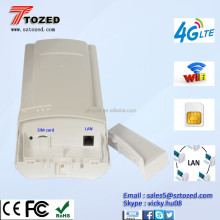 4G lte cpe isdn router Mobile network and RJ45 Ethernet with sim card
