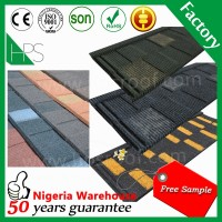 Popular building material factory direct wholesale roofing shingles best prices in Nigeria