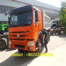 Lowest price!!!6x4 howo dump truck for sale,similar to used mack 10 wheel dump truck for sale