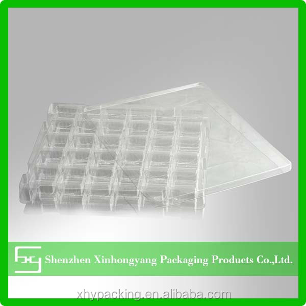 5-compartment disposable plastic PP microwave safe food containe