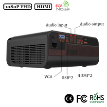 China best price full hd lcd home video projector for kids
