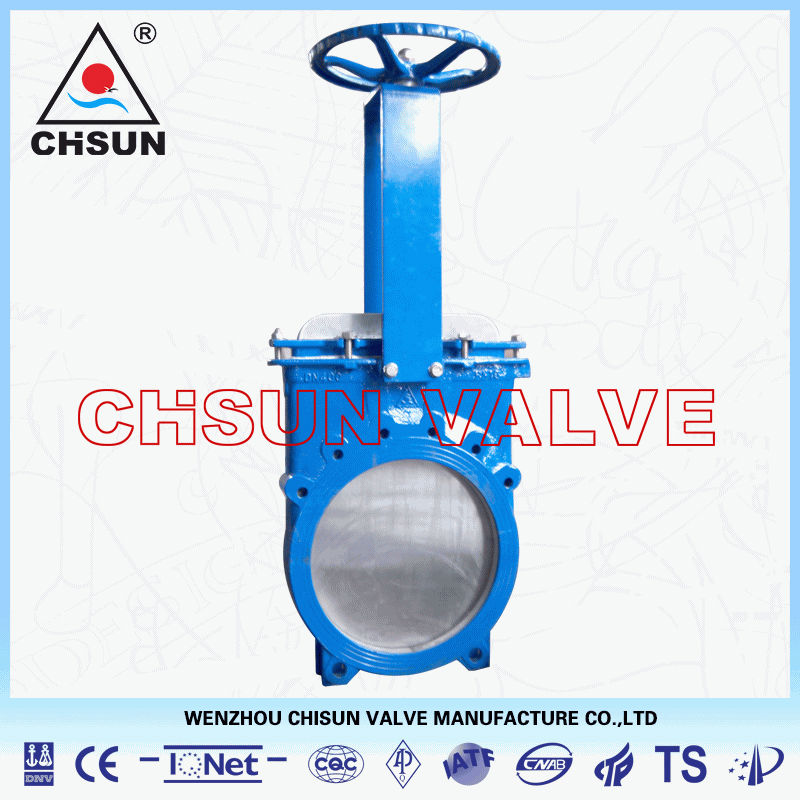 2 Inch Water Gate Valve, Water Knife Gate Valve