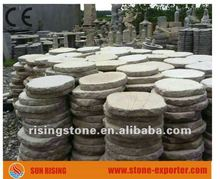 Ancients Granite stone Stepping stone
