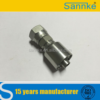 METRIC JIC BSP ORFS Hydraulic Hose Assembly Fitting