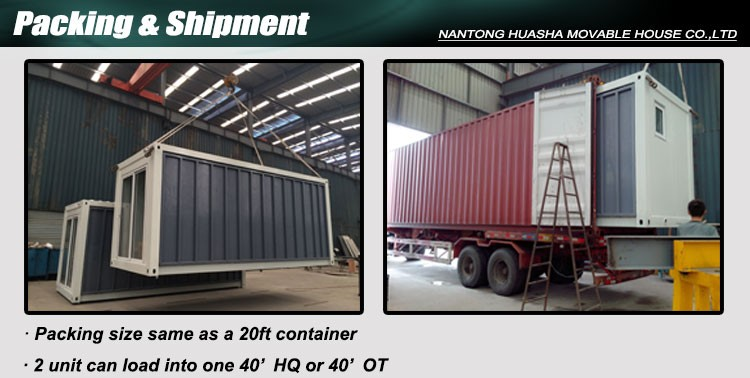 Competitive price prefabricated portable house for sale