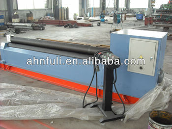 Hydraulic 4-roller Rolling Machine/3 rollers Rolling Machine/ Mechanical Rolling Machine