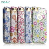 In alibaba from China silicone pc hard case for i7 cell phone case