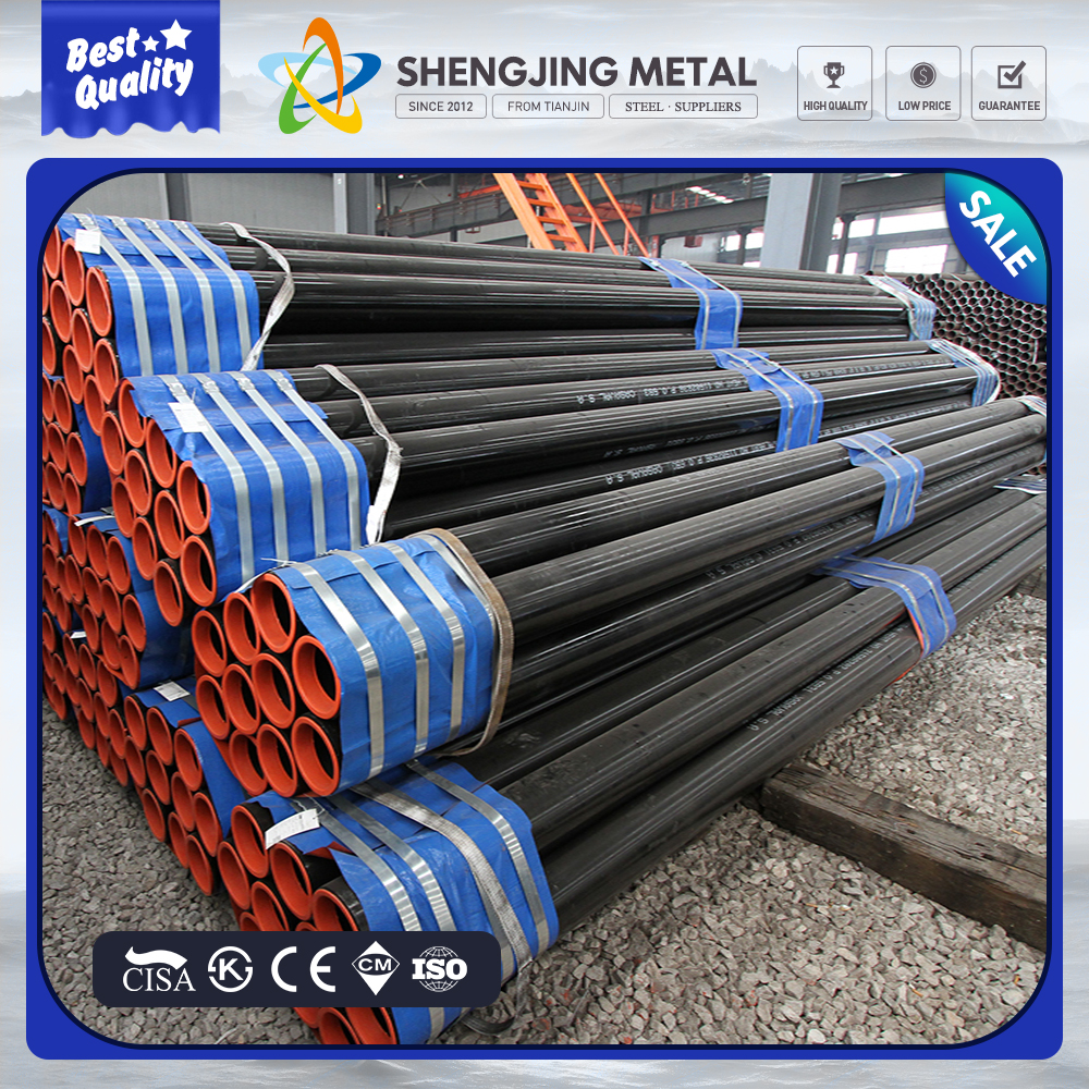 seamless steel pipe size chart