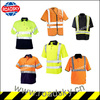 Protective Hi Vis Polo Shirt with Logo Printing