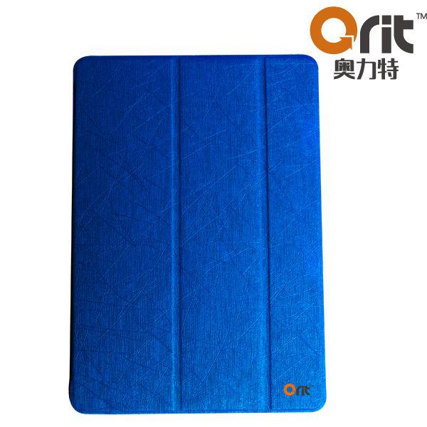 Smart floral rhinestone flip stand pu tablet leather case leather stand protect for ipad air case