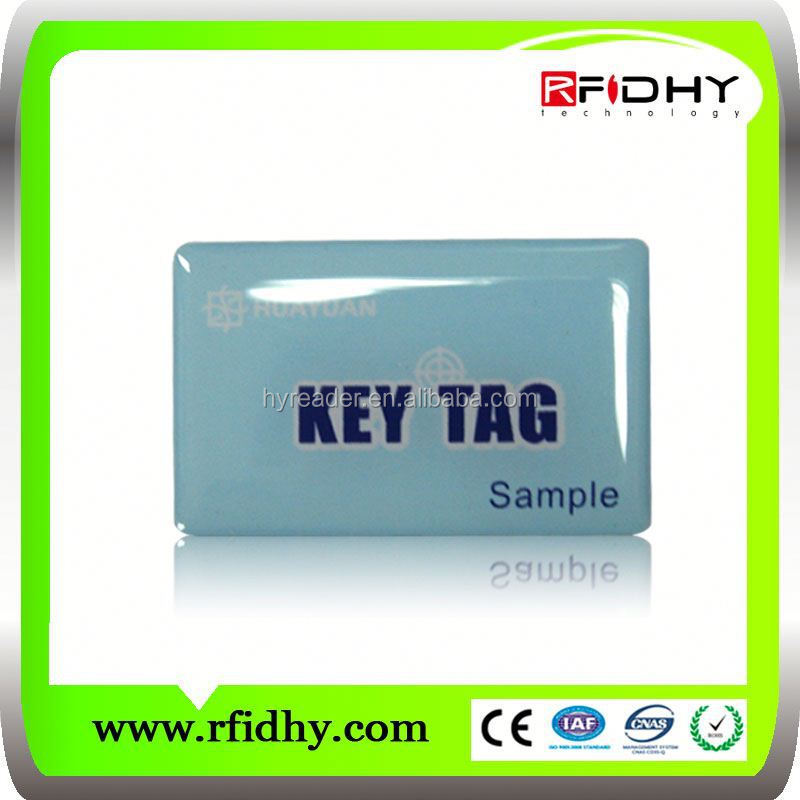 Free samples rfid nfc label programmer with URL encoded
