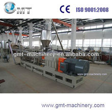 Recycle plastic granule making machine