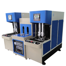 One heater and two main blower PET blowing machine,high production of 700-1300pcs/hr bottle blow molding machine.