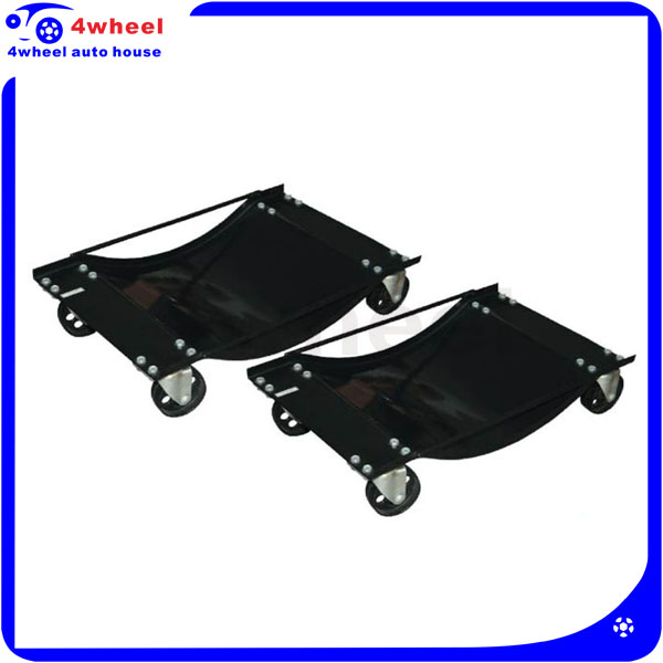 1000LBS Wheel Dolly Vehicle Car Auto Truck Steel Tire Dollys