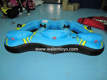 3 riders towable & inflatable surfing boat board 3 Favorites Inflatable water towable water ski inflatable water tub