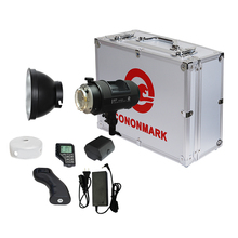 Top Quality outdoor strobe flash With HSS TTL 3GHz Wireless strobe light