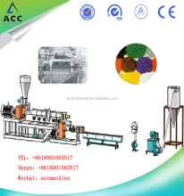 PP PE Film Water ring Pelletizing machine | plastics PET PE PP granulator granulating production line