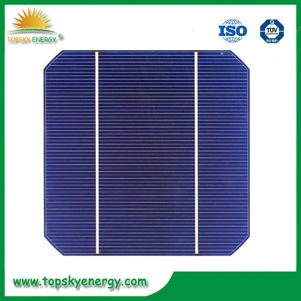 5 inch Mono Solar cell/ solar panels wholesale China