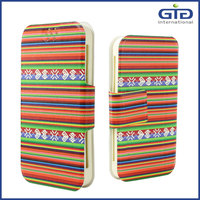 [NP-2646] Universal PU+Silicone Case With Window and Diamond for iPhone for Samsung With Different Pattern