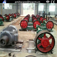 Centrifugal spinning machine for concrete spun pole,pile