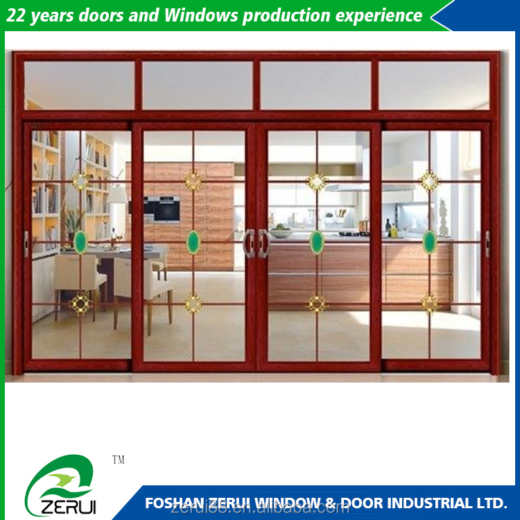 Hot sell 2016 new products chinese sliding door new inventions in china