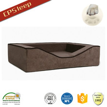 High Quality New Design All Weather Durable Colorful dog bed outside