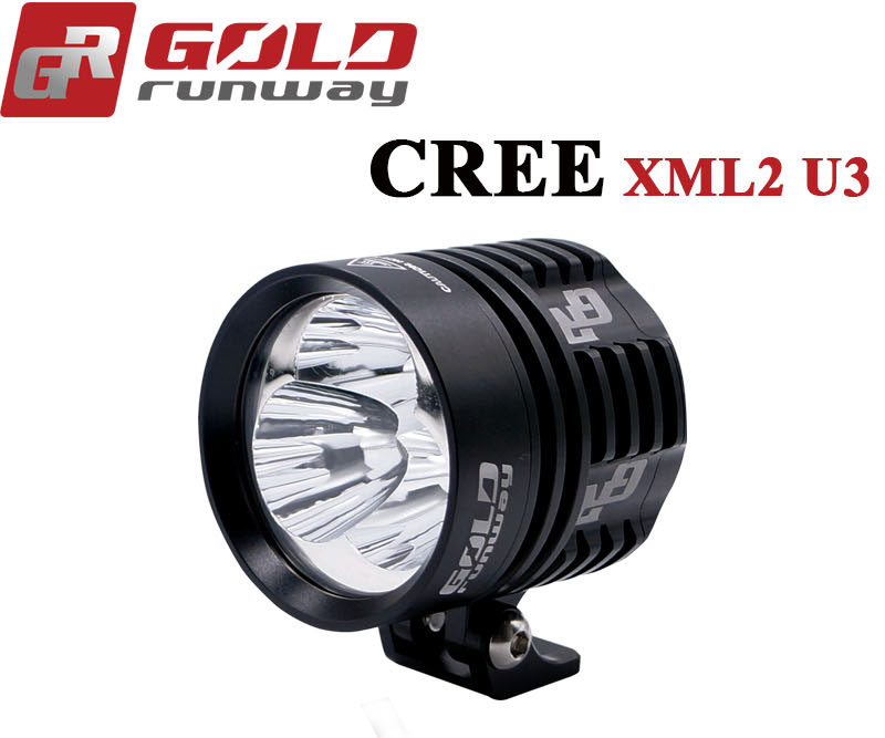 30w led motorcycle head light, led fog light for motorcycle/electric bike/bicycle/off road