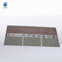 3 tab roofing shingle, cheap bitumen roof shingle