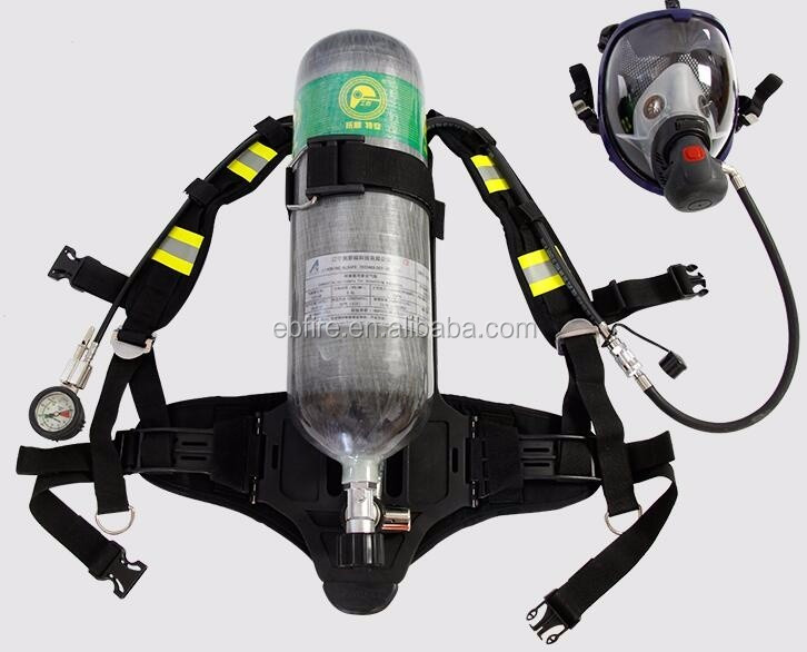 Positive Self-Contained Breathing Apparatus