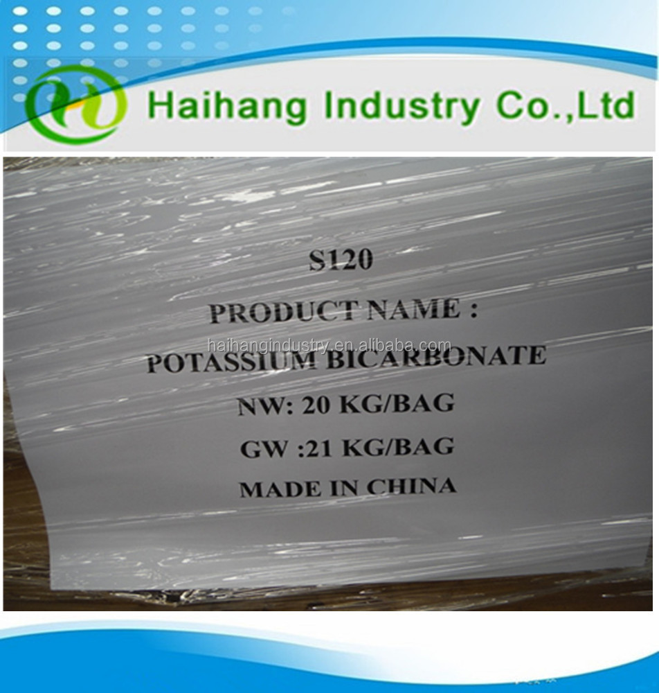 Food Grade POTASSIUM BICARBONATE