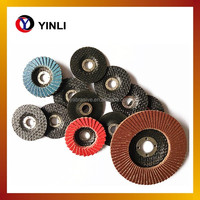 4 Inch 100*16mm angle grinder polishing discs,flap discs