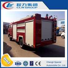 high quality ladder fire fighting truck