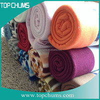 Super soft fabric for baby blanket made in china
