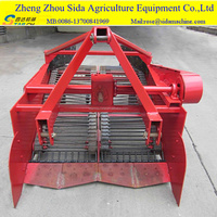 High Efficient Chain Clamping Type Mini Peanut Harvester