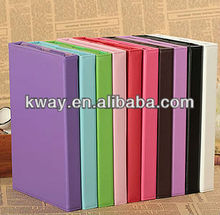 Portable Colorful Leather Case with Bluetooth Wireless Keyboard For iPad 2/3/iPad 4 KKB008