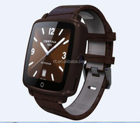 Mobile Watch Phones 1.54inch HD Screen Smart Watch Bluetooth 3.0 with Sim Card Slot Support IOS and Android