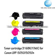 Replace for canon 416 c toner cartridge