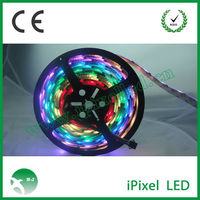 32 pixels digital addressable rgb led strips Every LED controllable