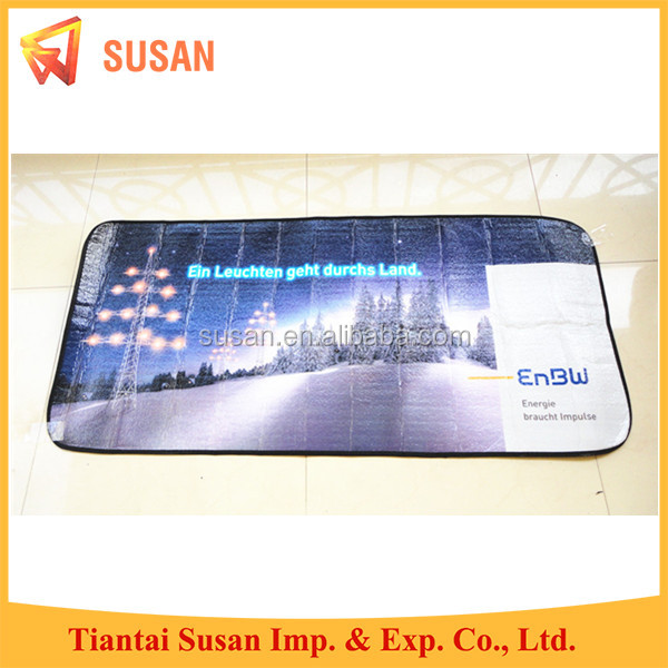 cheap promotion gift front windshield