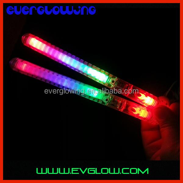 Wholesale led flash light up wand glow sticks kids toys for Led wands wholesale