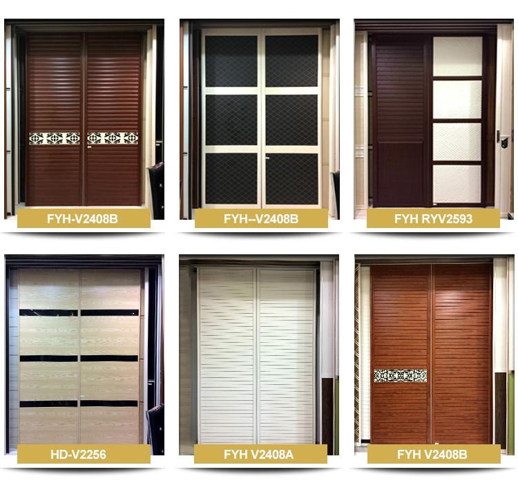 Flexible 3 panel sliding wardrobe closet doors buy 3 for Bedroom wardrobe shutter designs