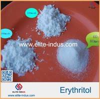 Healthy sweetener Erythritol which approved for use as a sugar substitute