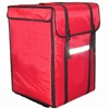 Large Reflective Insulated Thermal Food Delivery Backpack For Pizza and Lunch