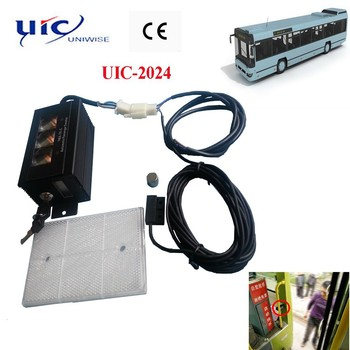 UIC-2024 High quality automatic passenger counter/ people counter