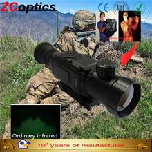 digital military rangefinder night vision scope for hunting solar lights outdoor