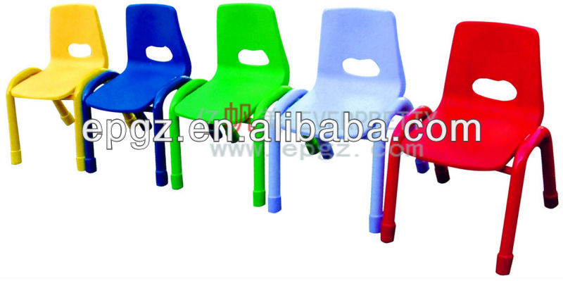 Colorful cheap popular children chairs designs