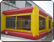 sport area inflatable tennis court , inflatable tennis field for sale