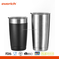 Everich customized 16oz vacuum cups with tritan lid