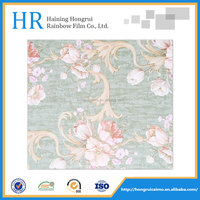 Chinese high hydrographics printing film 3d sublimation film for plastic ceiling panel