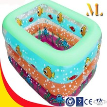 inflatable swimming pool children baby toys rectangle pool pvc toys